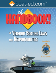 The Handbook of Vermont: Boating Laws and Responsibilities