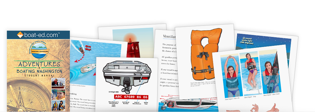 Adventures in Boating Washington Student Manual
