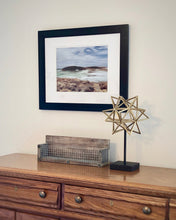 "Load image into Gallery viewer, 16"" Basket Shelf Wood Box with Chicken Wire - Bravenity"