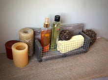 Load image into Gallery viewer, Small Rustic Shelf with Weathered Wood Finish - Bravenity