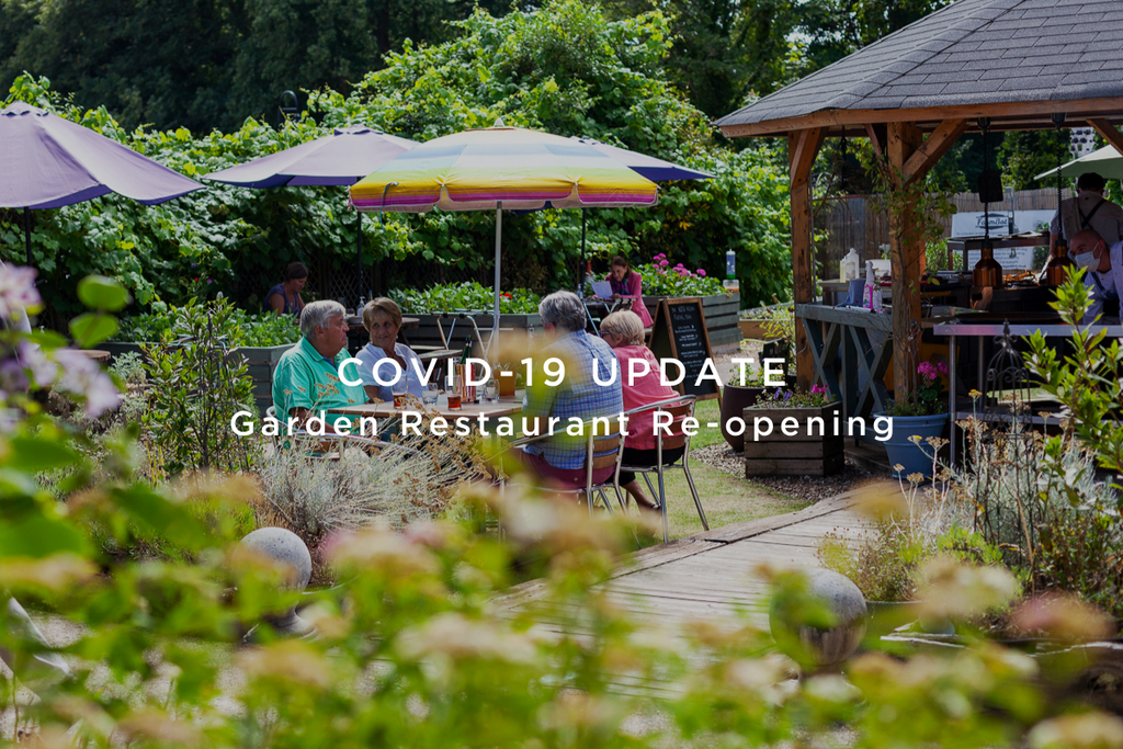 COVID-19 UPDATE - Latest information based on government guidelines