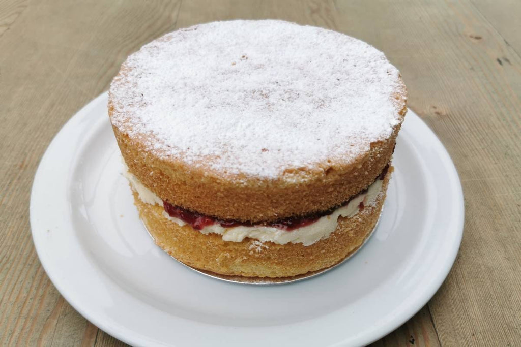 Homemade Victoria Sponge - Applegarth Online Farmshop
