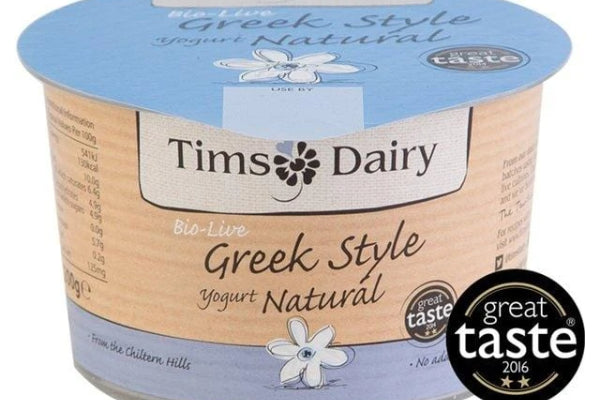 Greek Style Natural Yoghurt - Applegarth Online Farmshop