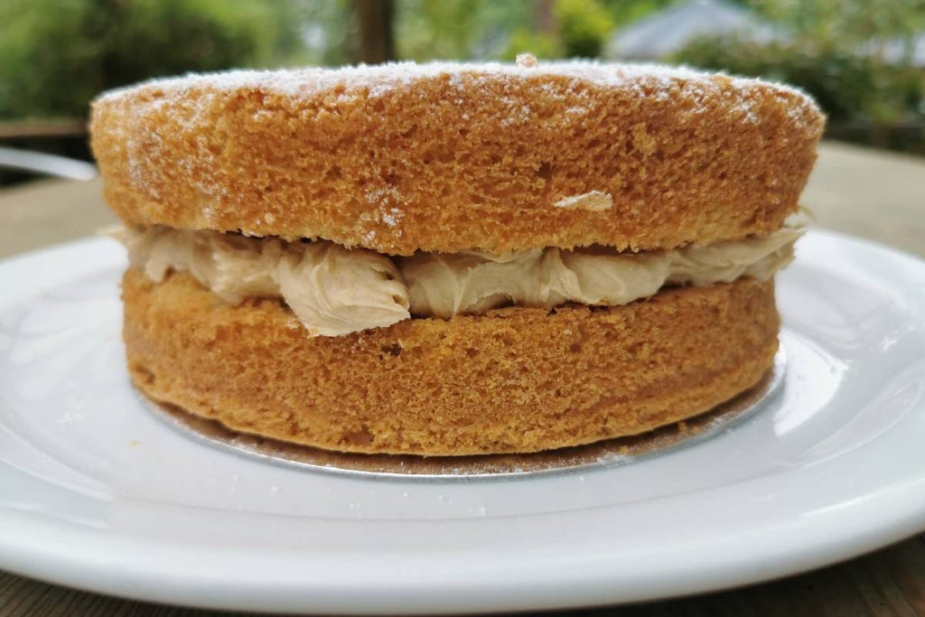 Homemade Coffee Cake - Applegarth Online Farmshop