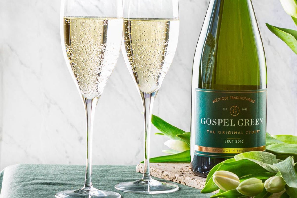 Gospel Green Brut - Applegarth Online Farmshop