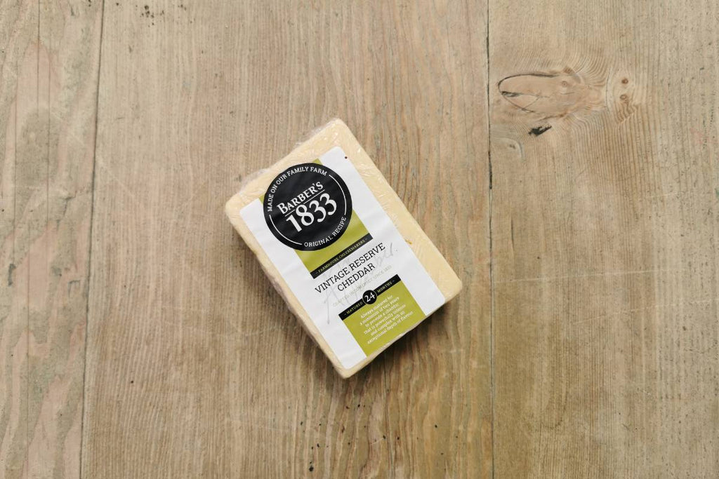 Barbers 1833 Vintage Cheddar 200g - Applegarth Online Farmshop