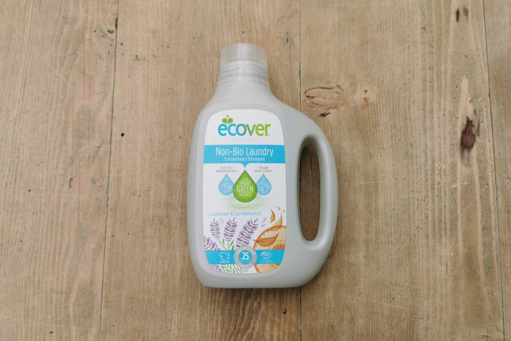 Ecover Concentrated Laundry Liquid 875ml - Applegarth Online Farmshop