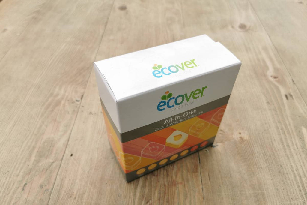 Ecover All In One Dishwasher Tablets - Applegarth Online Farmshop