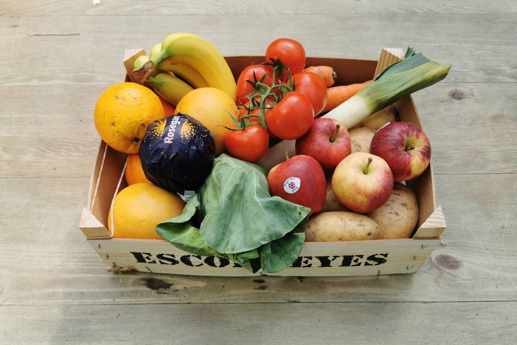 Fruit & Veg Box – £16 - Applegarth Online Farmshop