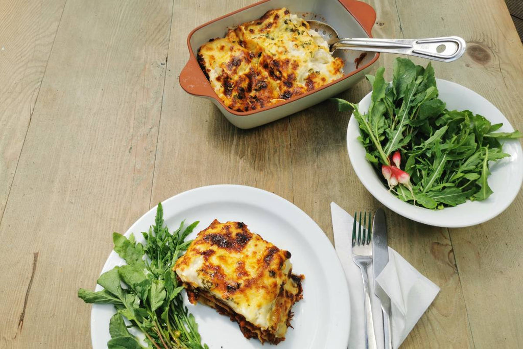 Homemade Lasagna - Applegarth Online Farmshop