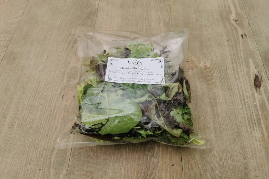 Mixed Leaf Salad Bag - Applegarth Online Farmshop