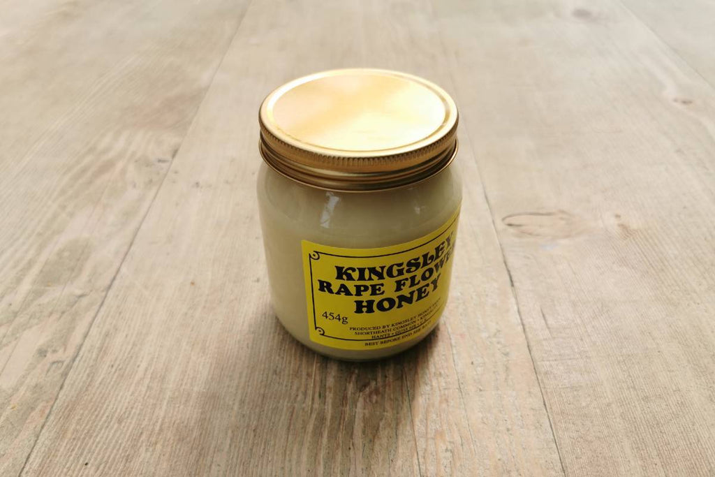 Kingsley Rape Flower Honey - Applegarth Online Farmshop