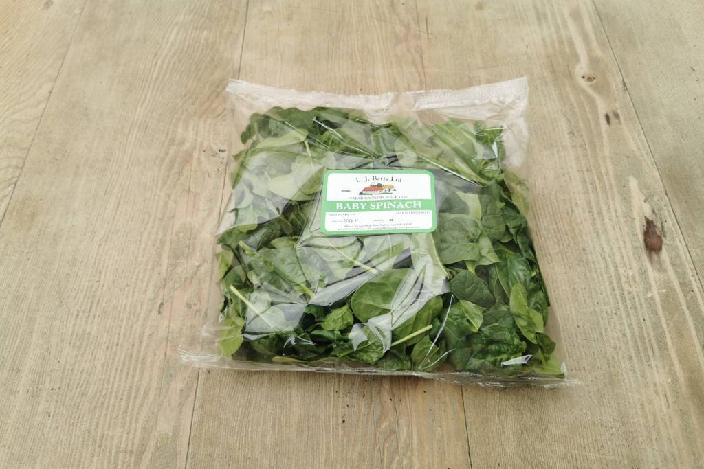 Fresh Spinach - Applegarth Online Farmshop
