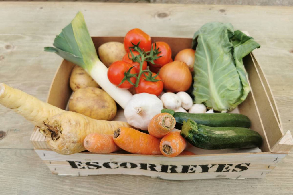 Veg Box – £15 - Applegarth Online Farmshop