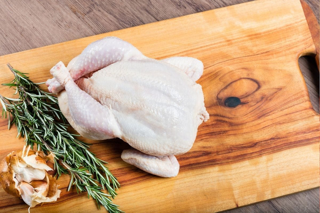 Whole Organic Chicken - Applegarth Online Farmshop
