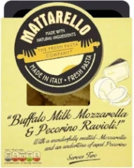 Mattarello - Buffalo Milk Ricotta & Spinach Ravioloni 250g - Applegarth Online Farmshop
