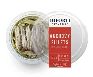 Diforti - Anchovy Fillets 245g - Applegarth Online Farmshop