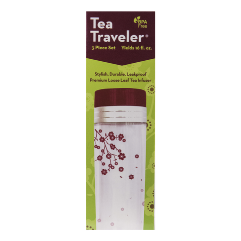 Plum Blossom Tea Traveler