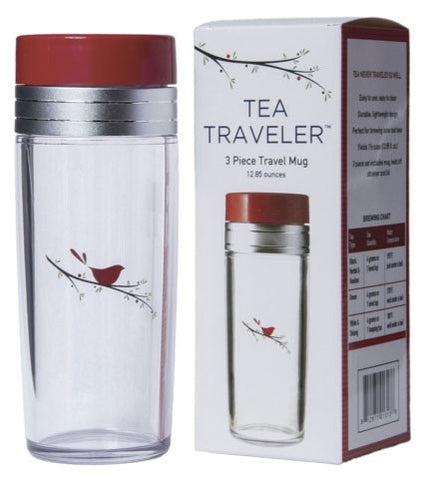 Red Bird Tea Traveler