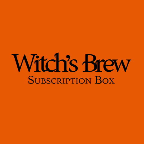 Witch's Brew Subscription Box