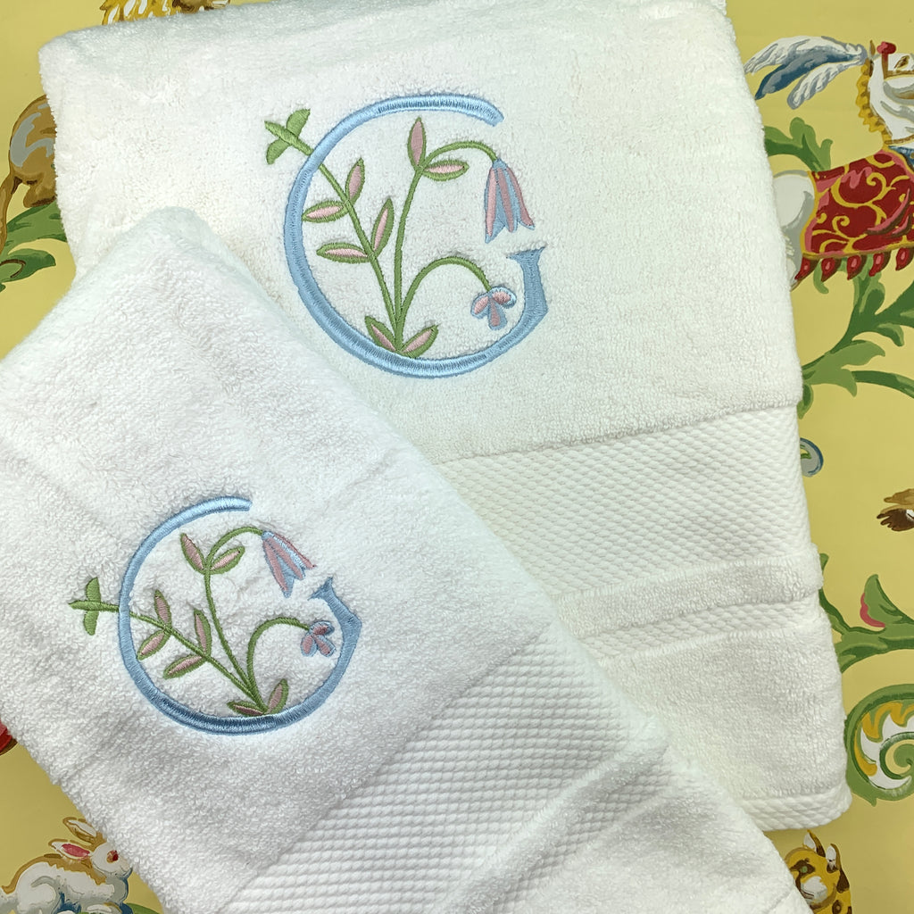 Luxor Bath Towels