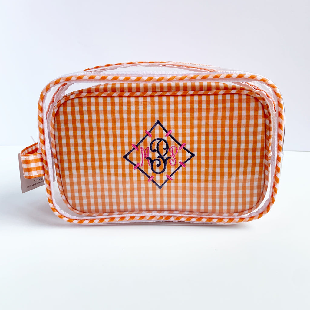 Gingham Clear Duo (Two colors)