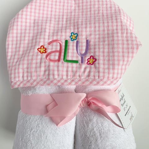 EveryKid Towel, by 3Marthas (Various colors)