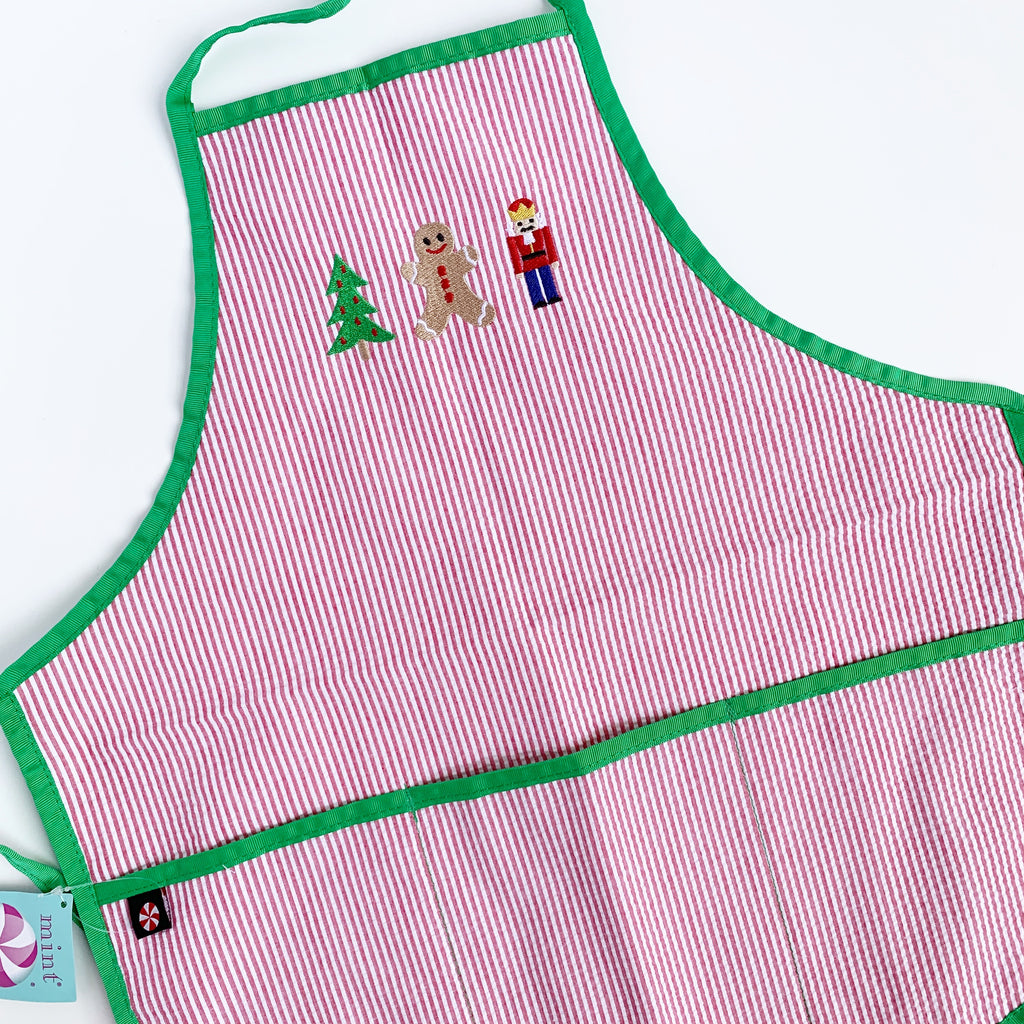 Holiday Apron (2 sizes)