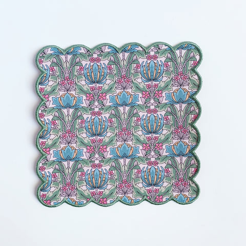 Liberty of London Scalloped Napkins