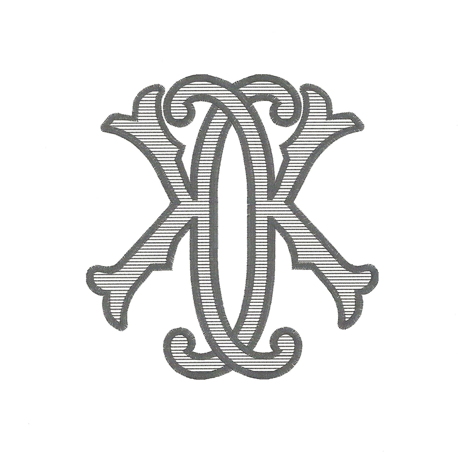 Antique K