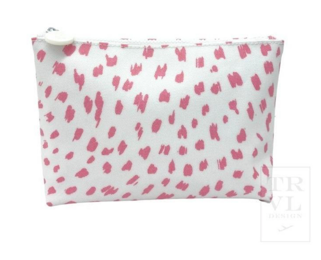 Spot On! Cosmetic Bag (Four colors)