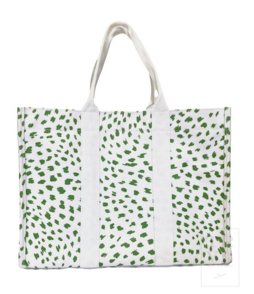 Spot On! Large Tote (Four colors)