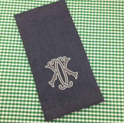 Manhattan Herringbone Guest Towel (Various Colors)