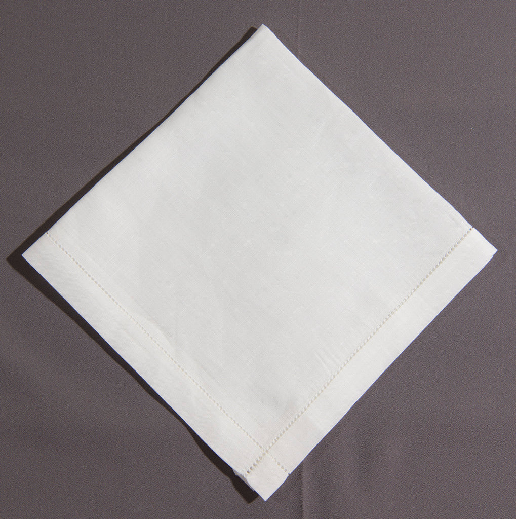 Men's Premium Irish Linen Handkerchief