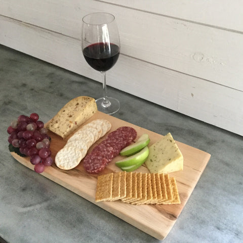 Charcuterie Board - Maple or Sweet Gum. By 8fd Designs