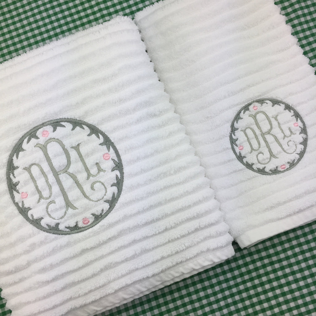 Avalon Spa Towels