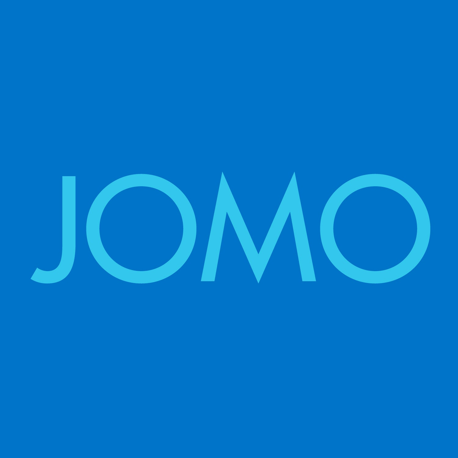 We believe in JOMO…