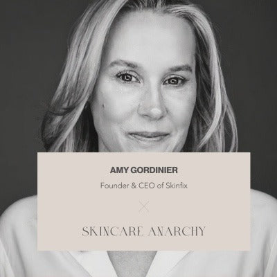 Skincare Anarchy Podcast Amy Gordinier Press Feature