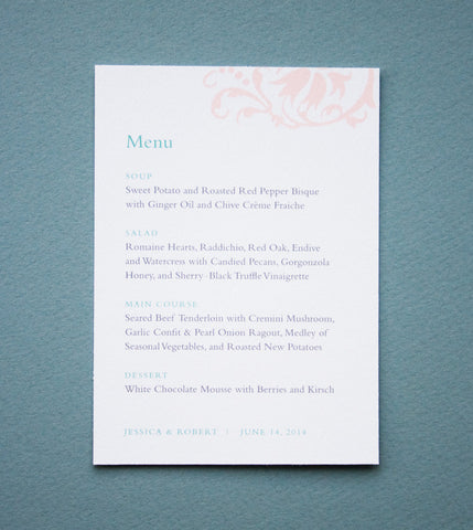 Menus in Any Style