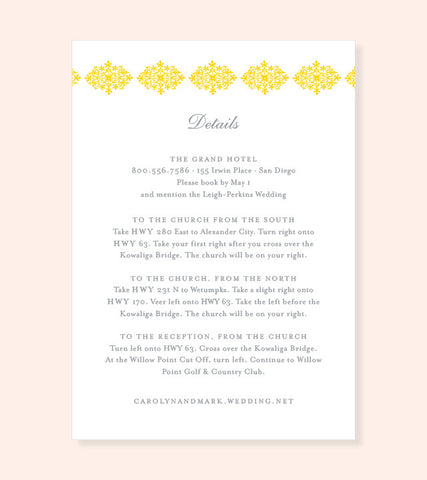 Astrid Information Card