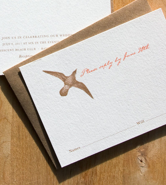 Pacifica RSVP Card