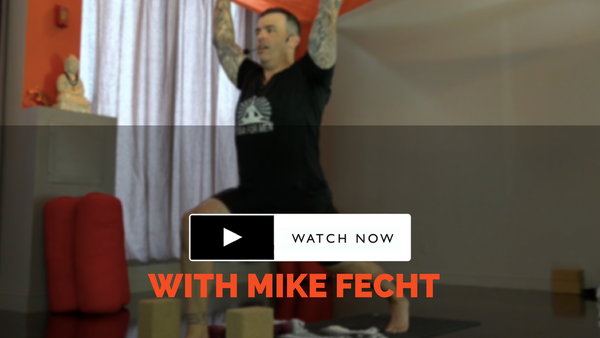 Yoga for Big Guys with Mike Fecht