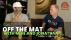 Off the Mat, Eps 1 - Reader's Questions