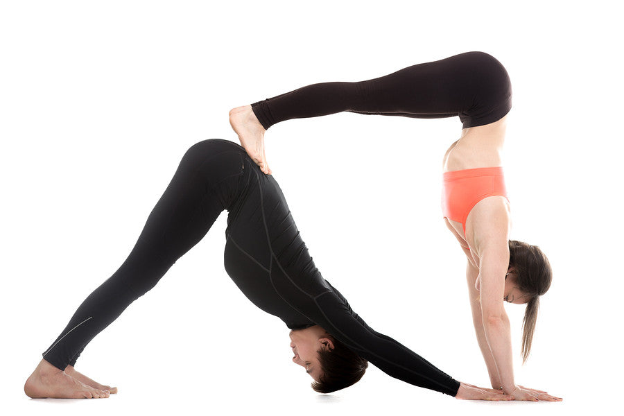 Get Closer to Your Partner with Couples Yoga
