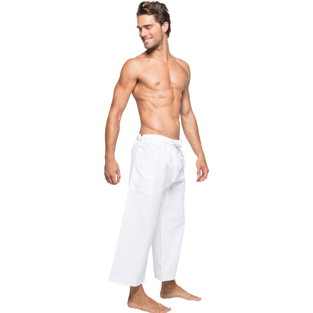Men's Yoga Pants - Yogiiza's Organic Men's Yoga Pants