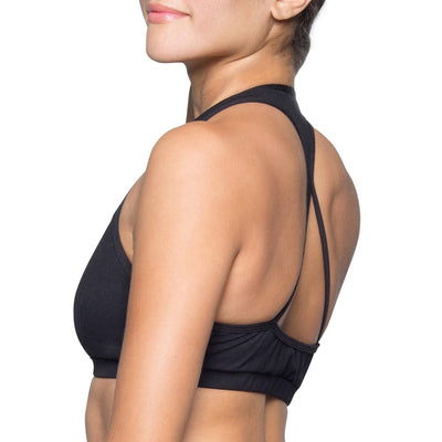 Women's Yoga Clothes - Yogiiza's Organic Pima Women's Virgo Bra