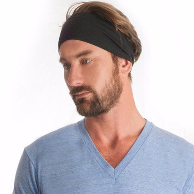 Headband - Unisex Headband By Yoga Crow