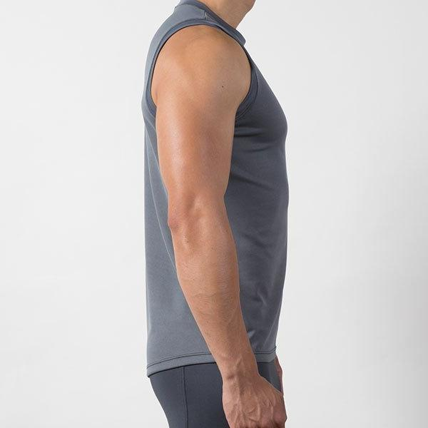Men's Yoga Shirts - Eros Sport - Cool Muscle T