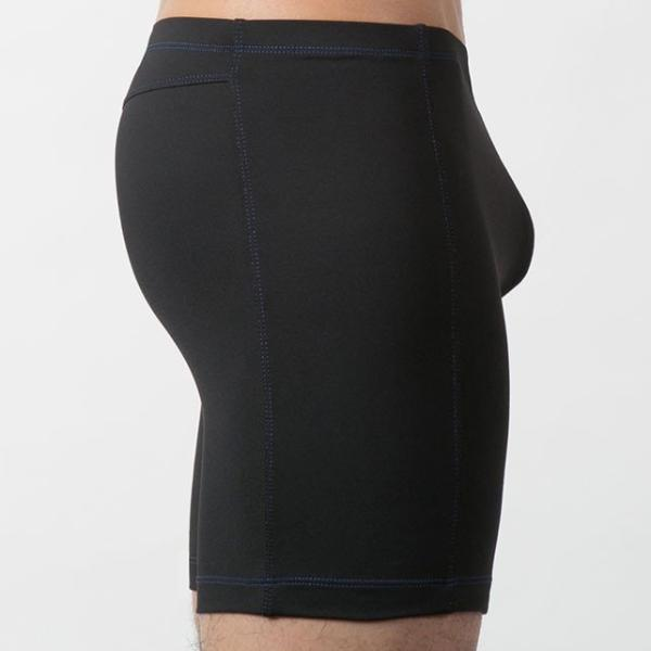 Men's Yoga Shorts - Eros Sport Short - Core Active - Mid Thigh