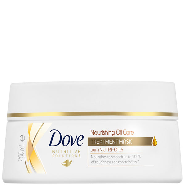 Dove Nutritive Solutions Nourishing Oil Care Маска за увредена коса 250ml